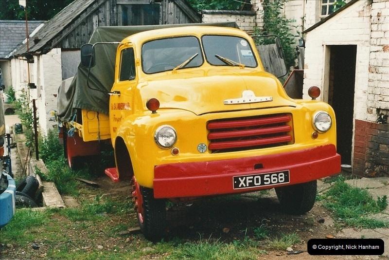 2001-07-07 The Lee, Buckinghamshire.  (3)158158