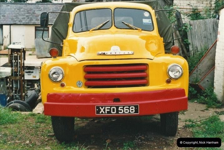 2001-07-07 The Lee, Buckinghamshire.  (4)159159