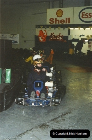 2003-03-07. Your Hoast Cart Racing for Charity. Eastleigh, Hampshire.  (2)287287