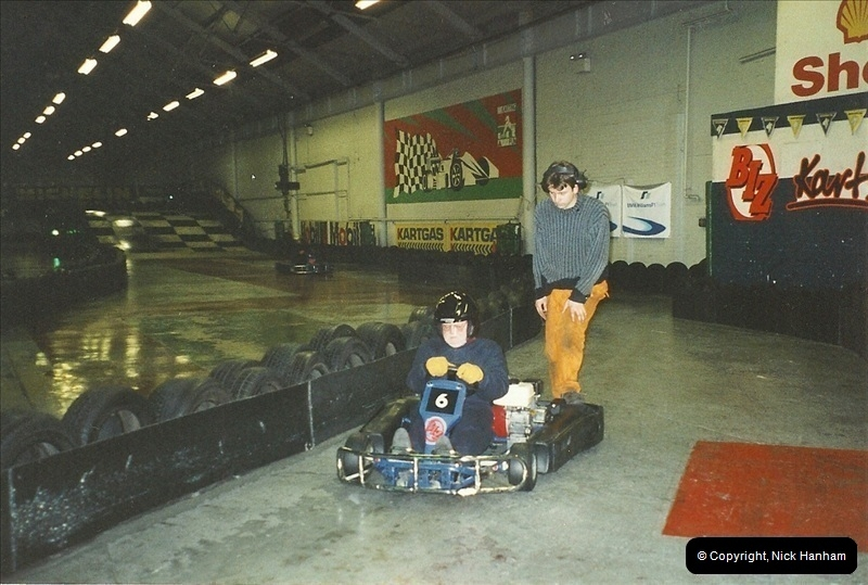 2003-03-07. Your Hoast Cart Racing for Charity. Eastleigh, Hampshire.  (5)290290