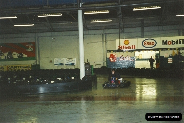 2003-03-07. Your Hoast Cart Racing for Charity. Eastleigh, Hampshire.  (6)291291