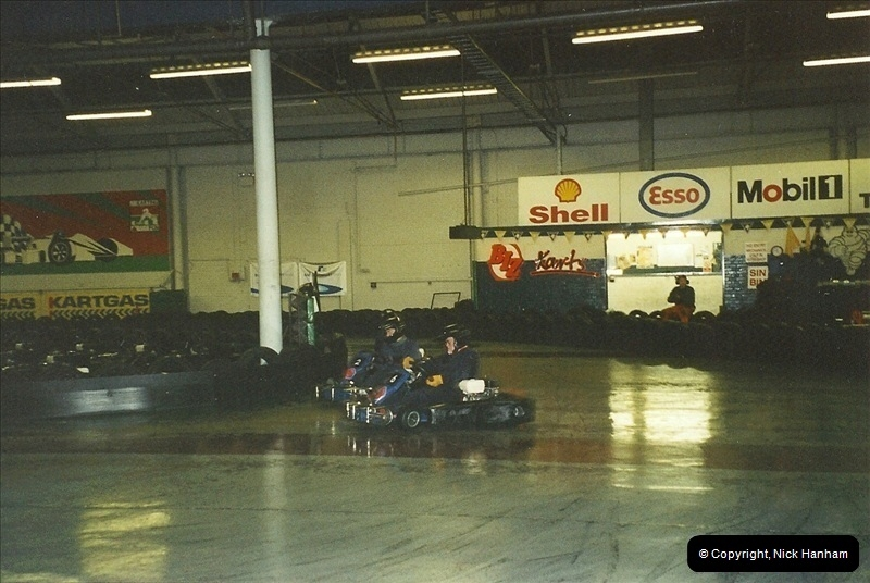 2003-03-07. Your Hoast Cart Racing for Charity. Eastleigh, Hampshire.  (10)295295
