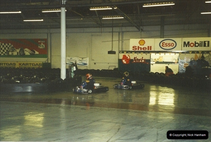 2003-03-07. Your Hoast Cart Racing for Charity. Eastleigh, Hampshire.  (11)296296