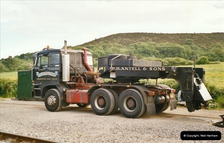 2003-05-19 Norden, Corfe Castle, Dorset.319319