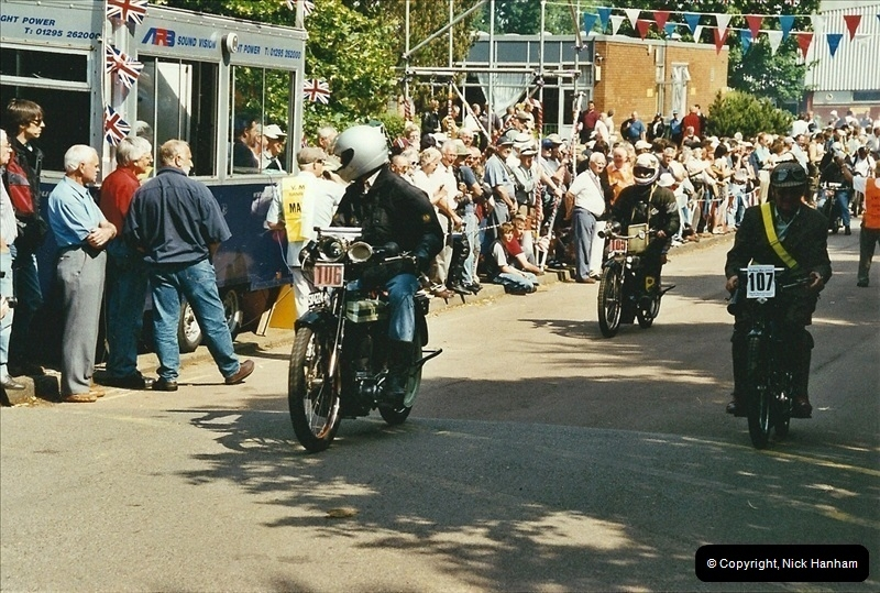 2003-06-15. VMCC Banbury Run, Banbury, Oxfordshire.  (6)325325