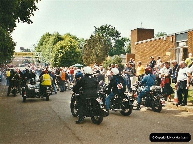 2003-06-15. VMCC Banbury Run, Banbury, Oxfordshire.  (14)333333