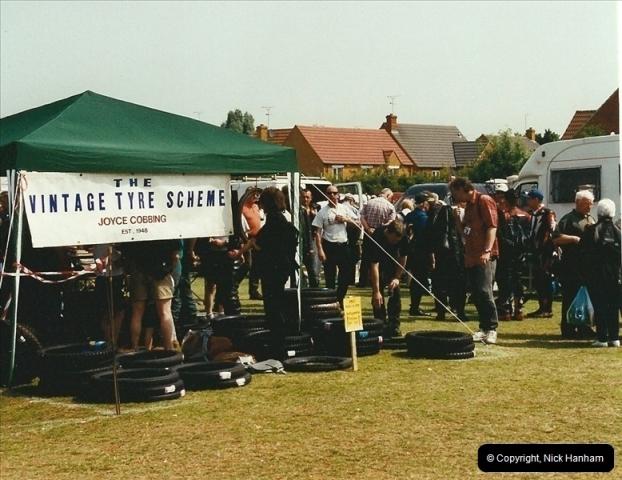 2003-06-15. VMCC Banbury Run, Banbury, Oxfordshire.  (23)342342