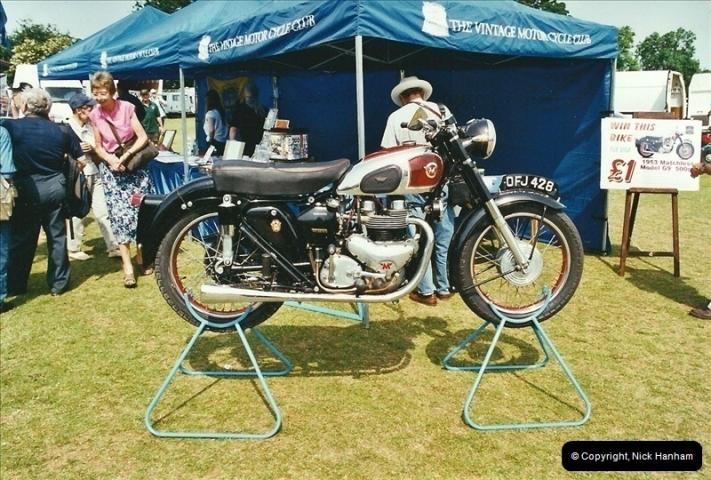 2003-06-15. VMCC Banbury Run, Banbury, Oxfordshire.  (24)343343
