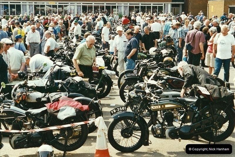 2003-06-15. VMCC Banbury Run, Banbury, Oxfordshire.  (25)344344