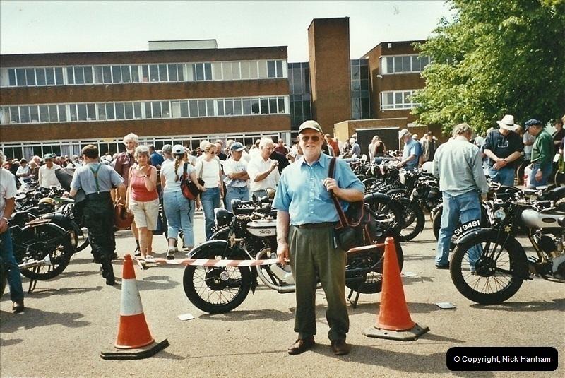 2003-06-15. VMCC Banbury Run, Banbury, Oxfordshire.  (26)345345
