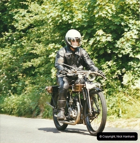 2003-06-15. VMCC Banbury Run, Banbury, Oxfordshire.  (32)351351