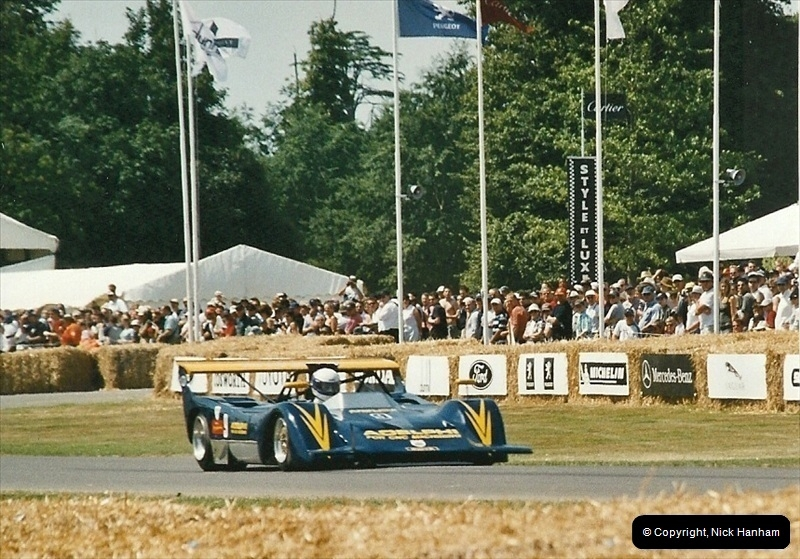 2003-07-12. Goodwood Festival of Speed. West Sussex.  (18)374374