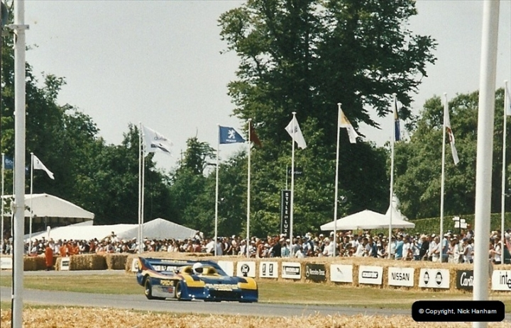 2003-07-12. Goodwood Festival of Speed. West Sussex.  (19)375375