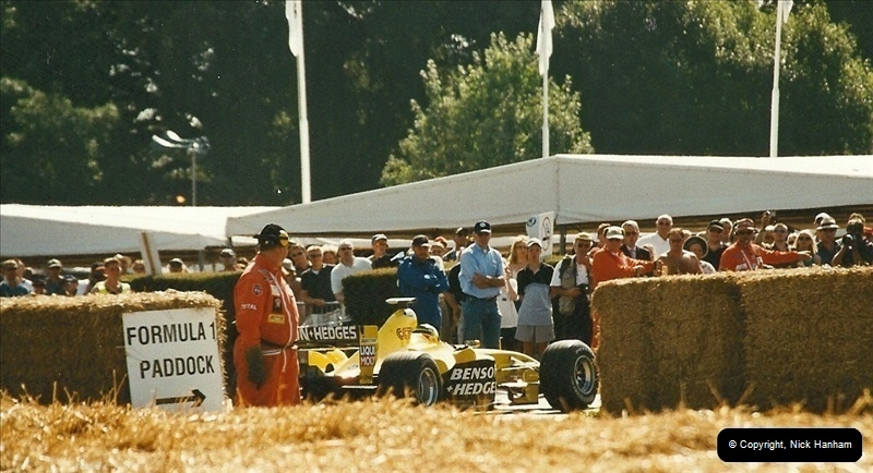 2003-07-12. Goodwood Festival of Speed. West Sussex.  (34)390390