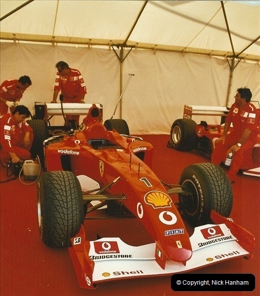 2003-07-12. Goodwood Festival of Speed. West Sussex.  (41)397397
