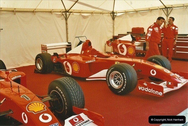 2003-07-12. Goodwood Festival of Speed. West Sussex.  (42)398398