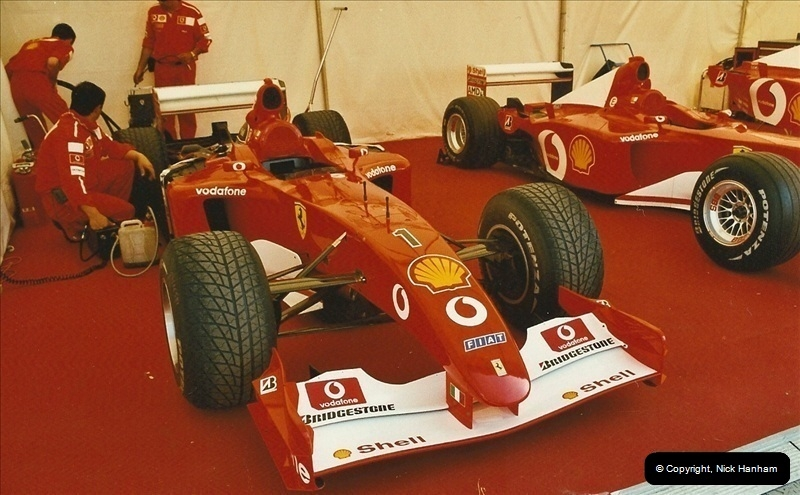 2003-07-12. Goodwood Festival of Speed. West Sussex.  (43)399399