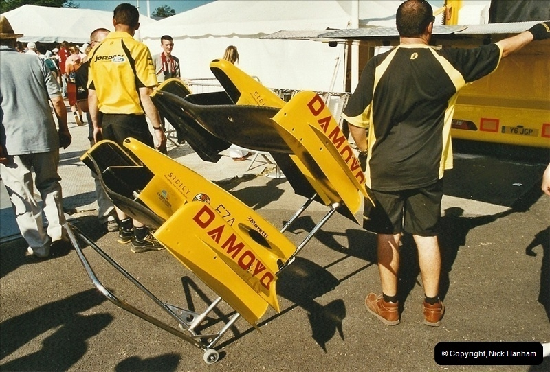 2003-07-12. Goodwood Festival of Speed. West Sussex.  (49)405405