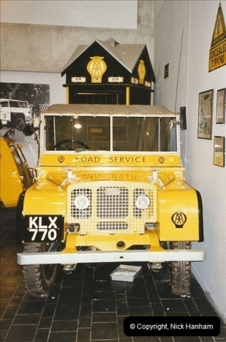 2003-08-13. Milestones Museum @ Basingstoke, Hampshire.  (1)418418