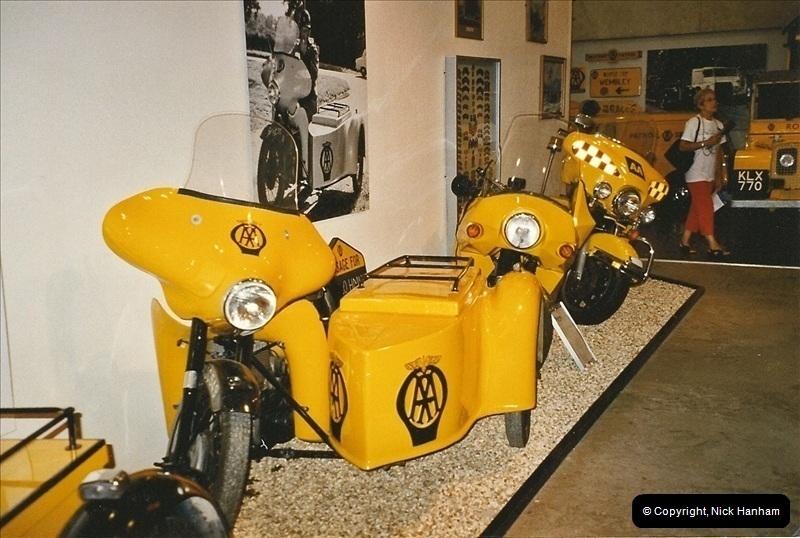 2003-08-13. Milestones Museum @ Basingstoke, Hampshire.  (5)422422