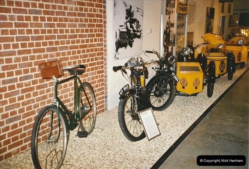 2003-08-13. Milestones Museum @ Basingstoke, Hampshire.  (6)423423