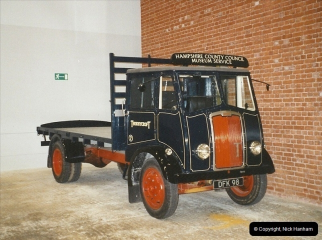 2003-08-13. Milestones Museum @ Basingstoke, Hampshire.  (7)424424