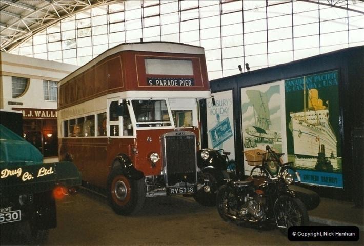 2003-08-13. Milestones Museum @ Basingstoke, Hampshire.  (11)428428