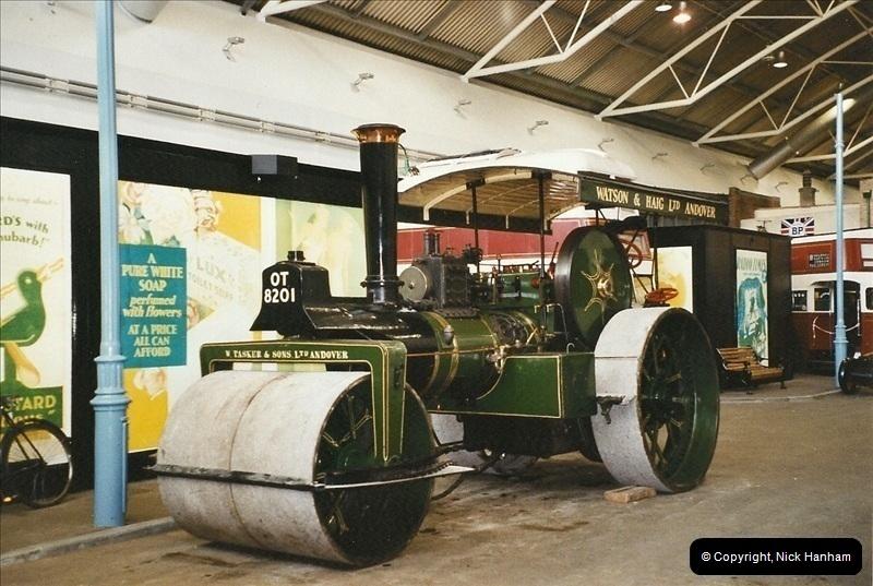 2003-08-13. Milestones Museum @ Basingstoke, Hampshire.  (17)434434