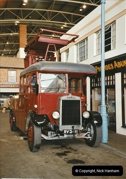2003-08-13. Milestones Museum @ Basingstoke, Hampshire.  (18)435435