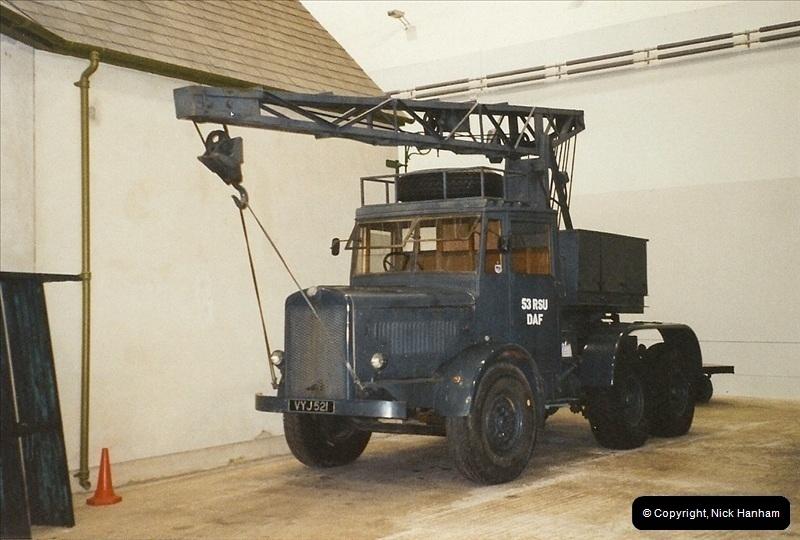 2003-08-13. Milestones Museum @ Basingstoke, Hampshire.  (19)436436