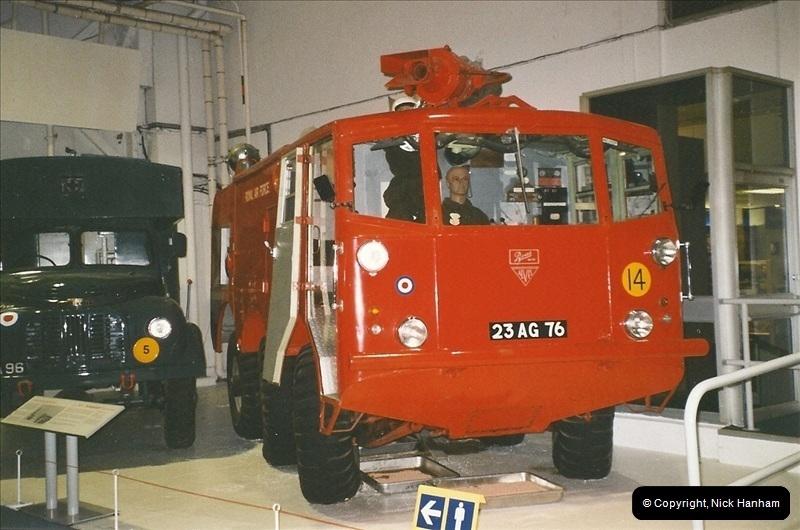 2004-02-13 Duxford Aircraft Museum, Cambridgshire.  (6)450450