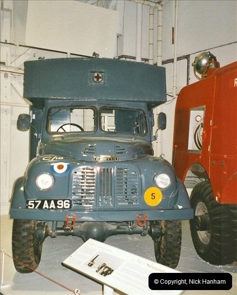 2004-02-13 Duxford Aircraft Museum, Cambridgshire.  (7)451451