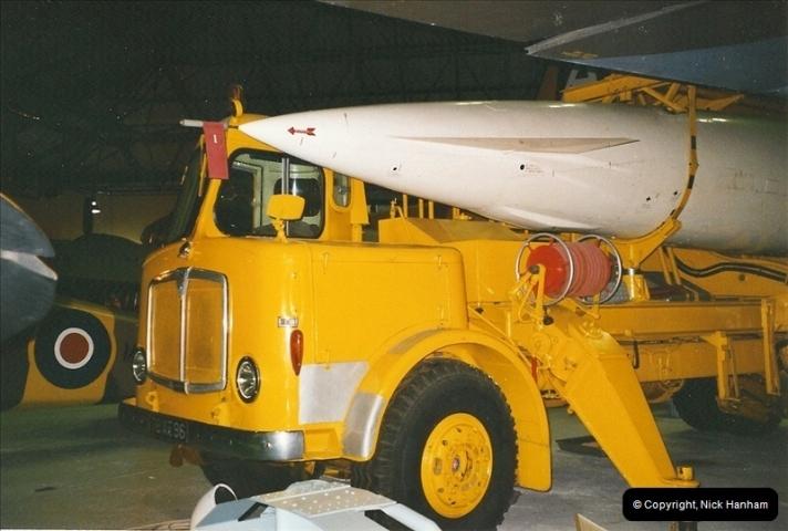 2004-02-13 Duxford Aircraft Museum, Cambridgshire.  (8)452452