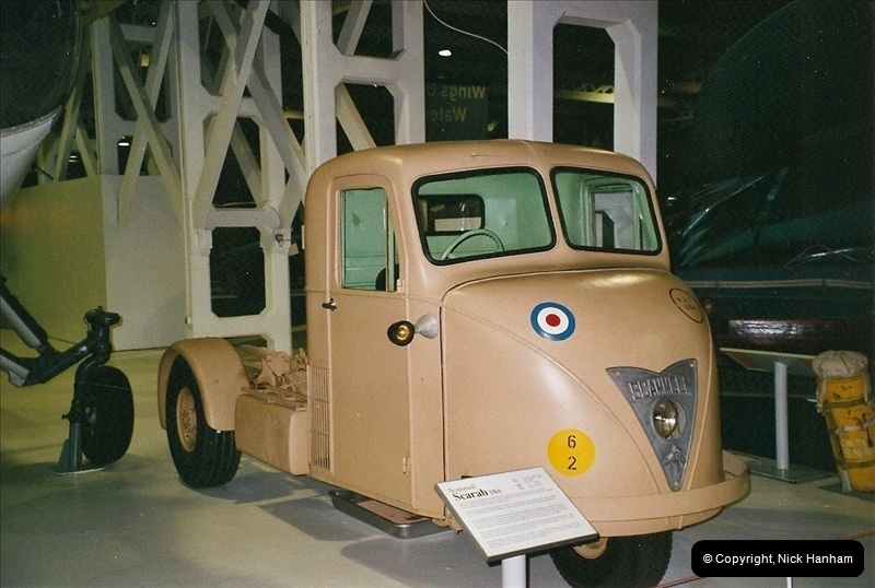 2004-02-13 Duxford Aircraft Museum, Cambridgshire.  (9)453453