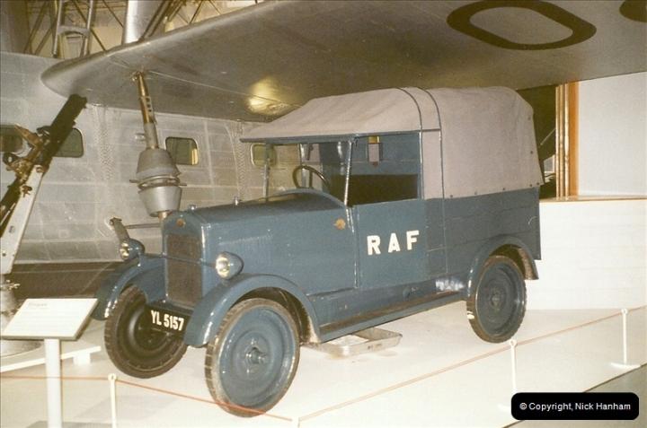 2004-02-13 Duxford Aircraft Museum, Cambridgshire.  (11)455455
