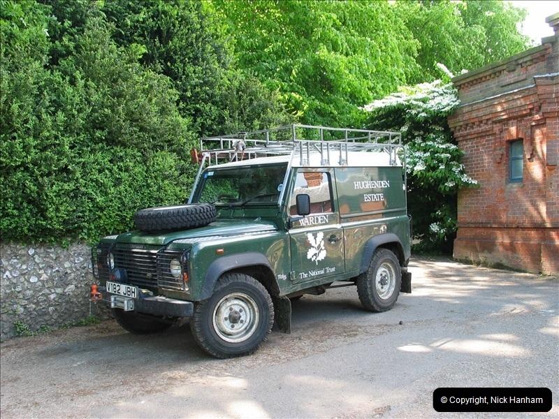 2004-06-16 Hewingdon Manor, Buckinghamshire.470470