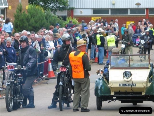 2004-06-19 VMCC (Vintage Motor Cycle Club) Banbury Run, Banbury, Oxfordshire.  (4)477477