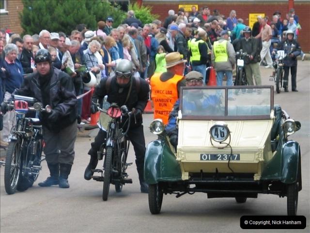 2004-06-19 VMCC (Vintage Motor Cycle Club) Banbury Run, Banbury, Oxfordshire.  (5)478478