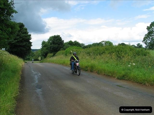 2004-06-19 VMCC (Vintage Motor Cycle Club) Banbury Run, Banbury, Oxfordshire. (12)485485