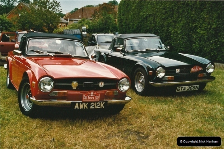 2004-06-20. Stoke Bruerne, Northamptonshire.  (19)489489