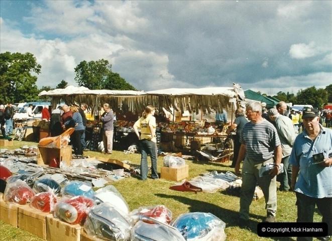 2004-06-20. VMCC Banbury Run, Banbury, Oxfordshire.  (2)492492