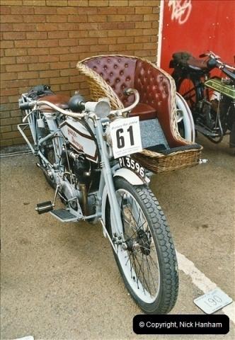 2004-06-20. VMCC Banbury Run, Banbury, Oxfordshire.  (19)509509