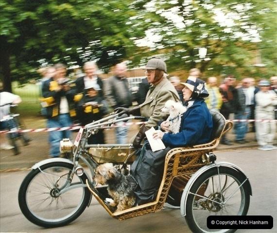 2004-06-20. VMCC Banbury Run, Banbury, Oxfordshire.  (21)511511