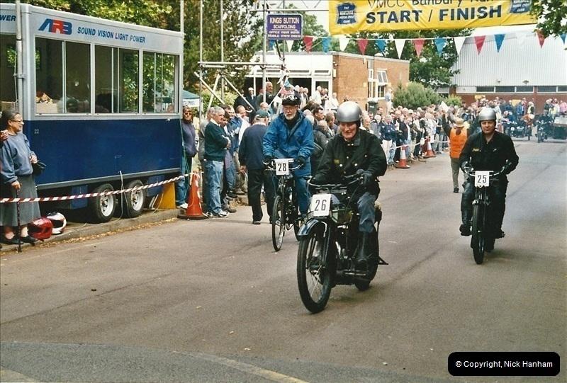 2004-06-20. VMCC Banbury Run, Banbury, Oxfordshire.  (23)513513