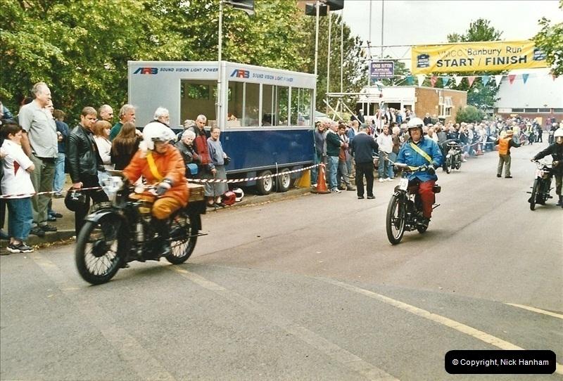2004-06-20. VMCC Banbury Run, Banbury, Oxfordshire.  (24)514514