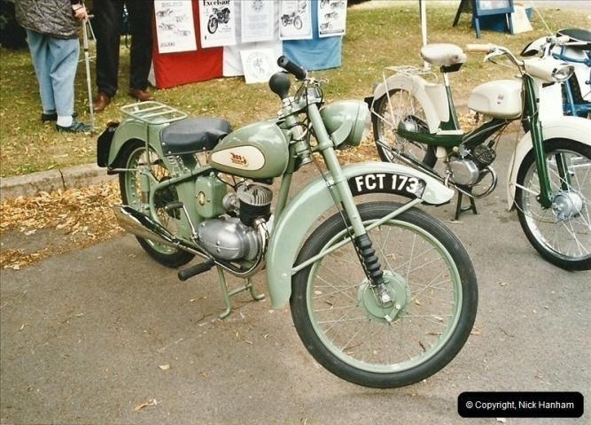 2004-06-20. VMCC Banbury Run, Banbury, Oxfordshire.  (28)518518