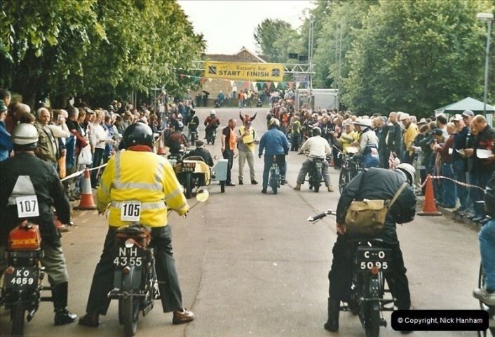 2004-06-20. VMCC Banbury Run, Banbury, Oxfordshire.  (32)522522