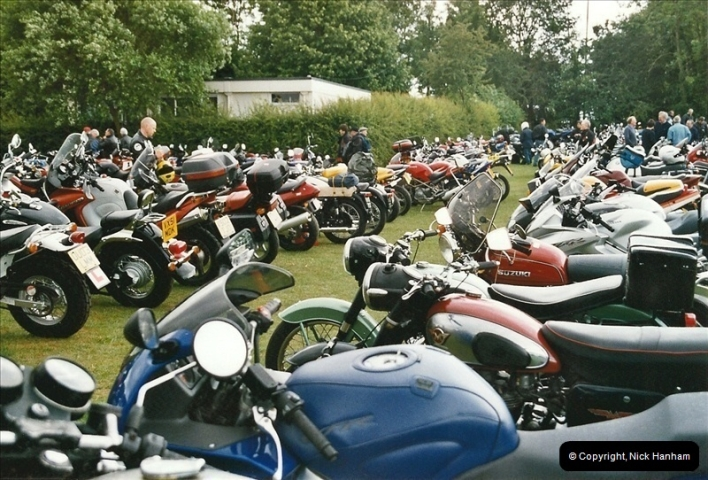 2004-06-20. VMCC Banbury Run, Banbury, Oxfordshire.  (34)524524