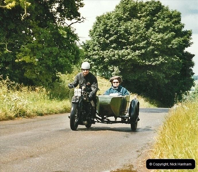 2004-06-20. VMCC Banbury Run, Banbury, Oxfordshire.  (38)528528