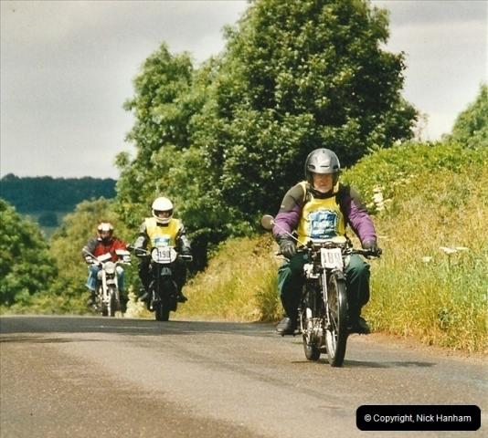 2004-06-20. VMCC Banbury Run, Banbury, Oxfordshire.  (43)533533